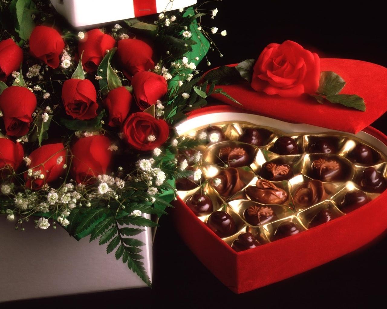 подарок ко дню всех влюбленных: